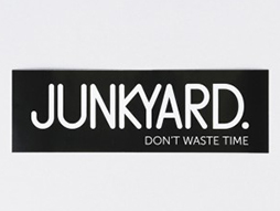 Junkyard Black Friday