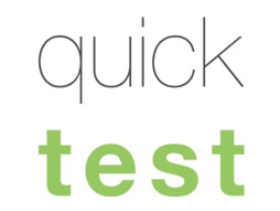 Quicktest Black Friday